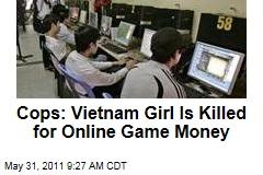 Vietnam Girl Allegedly Murdered Over Game Money