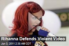 Rihanna 'Man Down' Video Riles Parents' Groups