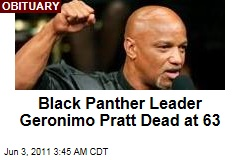 Geronimo Pratt Dead: Former Black Panther Leader Dies at Home in Tanzania