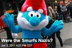 Were the Smurfs Nazis? A French Sociologist Thinks So