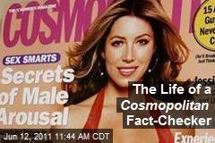 The Life of a Cosmopolitan Fact-Checker