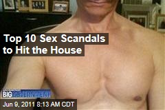 Anthony Weiner Scandal: Top 10 Sex Scandals of the House