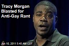 '30 Rock' Comedian Tracy Morgan Blasted for Anti-Gay 'Kill Rant'