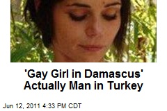 'Gay Girl in Damascus' Actually Man in Turkey