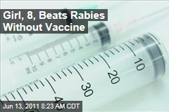 Precious Reynolds, 8, Beats Rabies Without Vaccine
