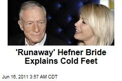 Crystal Harris Explains Canceled Wedding to Hugh Hefner
