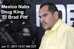 Mexico Nabs Juarez Cartel Leader 'El Brad Pitt,' Marco Antonio Guzman