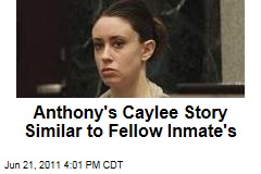 Casey Anthony Trial: Prosecutors Say Fellow Inmate Had Similar Story About Child's Drowning