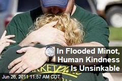 Minot Flooding: Human Kindness Is Unsinkable