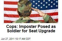 Rock Diaz of Long Island Wore Army Uniform, Got 1st-Class Seat on Plane: Police