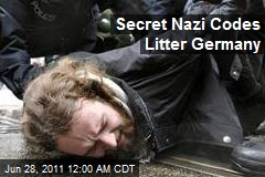 Secret Nazi Codes Poison Germany