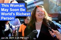 Gina Rinehart: Australian Mining Tycoon May Become World's Richest Person