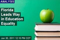 Florida Leads Way in Education Equality