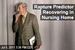 Harold Camping in Nursing Home: May 21 Rapture Predictor Recovers From Stroke