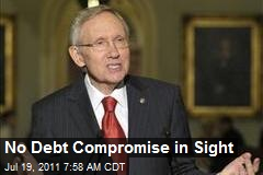 No Debt Compromise In Sight