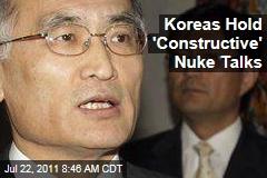 North Korea, South Korea Hold 'Constructive, Useful' Talks