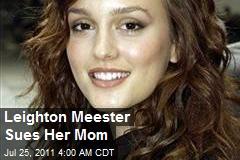 'Blair' Sues Her Mom