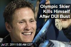 Olympic Skier Jeret 'Speedy' Peterson Kills Himself After DUI Arrest