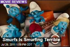 Smurfs Movie Review: It's Smurfing Terrible