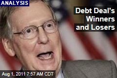 Mitch McConnell, Tea Party, President Obama Winners in Debt Deal: Chris Cillizza