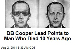 DB Cooper Lead Points to Man Who Died 10 Years Ago