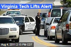 Virginia Tech Lifts Alert as Police Find No Trace of Reported Gunman