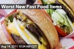 Deadliest New Fast Food Menu Items: TGI Fridays, Applebees, California Pizza Kitchen
