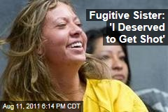 Former Fugitive Lee Grace Dougerty: 'I Deserved to Get Shot'