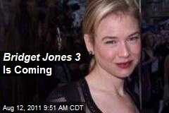 Bridget Jones 3 Is Coming