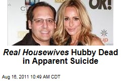 'Real Housewives of Beverly Hills' Husband Russell Armstrong Found Dead in Apparent Suicide