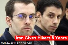 US Hikers Shane Bauer, Josh Fattal Sentenced to 8 Years in Iran Trial