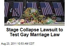 Indiana State Fair Stage Collapse Lawsuit Will Test Gay Marriage Law