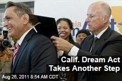 California Panel OKs College Aid to Illegal Immigrants in Dream Act