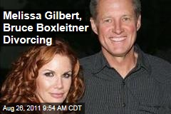 Melissa Gilbert, Bruce Boxleitner Divorcing