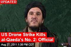 US Kills al-Rahman, Al Qaeda's Second-in-Command: Official