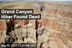 Grand Canyon Hiker Is Latest in String of National Park Deaths