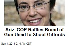 Arizona's Pima County Republican Party Raffles Off a Glock, the Same Brand of Gun Gabrielle Giffords Was Shot With