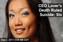 Rebecca Zahau Death Ruled a Suicide; Family Objects