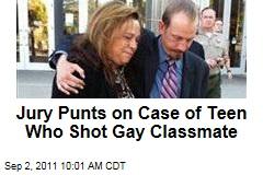 Jury Punts on Case of Brandon McInerney, Who Shot Gay Classmate Larry King