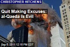 Christopher Hitchens Thinks Al-Qaeda Is Just Evil