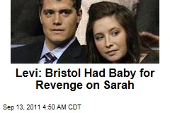 Deer In the Headlights: Levi Johnston Claims Bristol Palin Had Baby for Revenge on Sarah