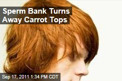 Cryos Sperm Bank Turns Away Redheaded Donors