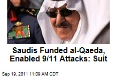 UK Lloyd's Insurance Syndicate Lawsuit: Saudis Funded al-Qaeda, Enabling 9/11 Attacks