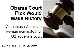 Jacqueline Nguyen Nominated by President Obama for Federal Appellate Court