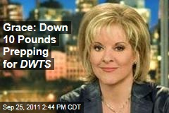 Nancy Grace Loses 10 Pounds Preparing for Dancing With the Stars