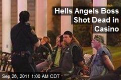 Hells Angels Boss Shot Dead in Casino