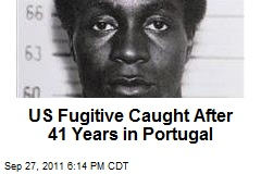 US Fugitive Caught After 41 Years in Portugal