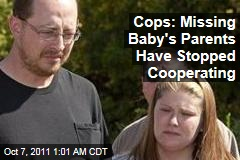 Cops: Parents of Missing Baby Lisa Irwin Have Stopped Cooperating