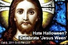 Pastor Promotes 'Jesus Ween' as Halloween Alternative
