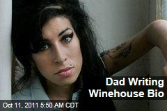 Mitch Winehouse Writing Amy Winehouse Biography